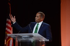 Keynote address by Juan Williams, political analyst for Fox News