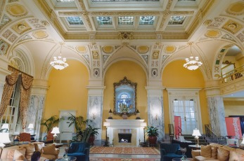 A spectacularly Southern hotel