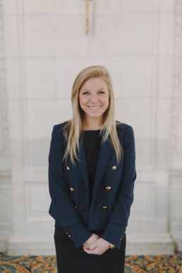 Kaitlyn, our newest conference team member!