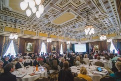 A look into the Hermitage's Grand Ballroom