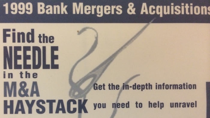 bank mergers and acquisitions 2014