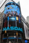 A view from Time Square / © 2014, The NASDAQ OMX Group, Inc.