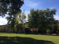 Bill's retreat in Leiper's Fork