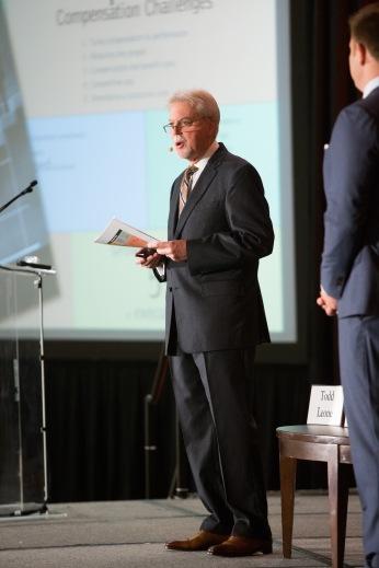 Jack Milligan, Bank Director's Silver Fox