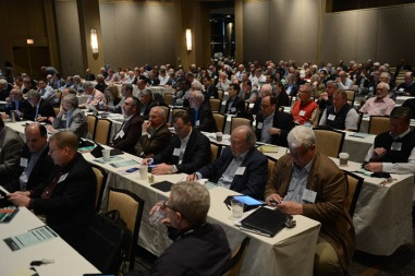 A full breakout session (c/o Alstrin Photography)