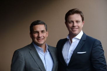 Big thanks to KBW for their continued support - their CEO and me (c/o Alstrin Photography)