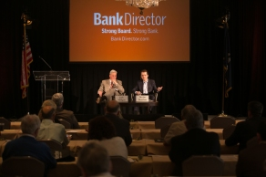Jack & the head of BNY Mellon's Strategic Growth Initiatives (photo c/o Linda Reineke, Riverview Photography)