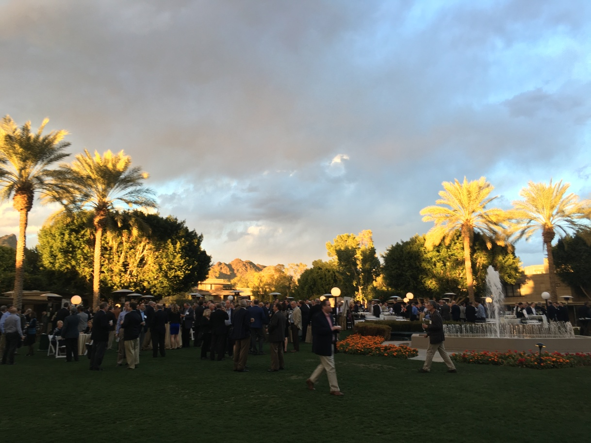 Welcome to the Arizona Biltmore and Bank Director's 22nd annual AOBA
