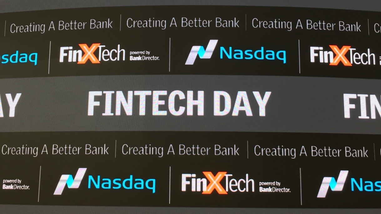 3 Quick Takeaways from #fintech16 (aka Bank Director's FinTech Day at Nasdaq's MarketSite)