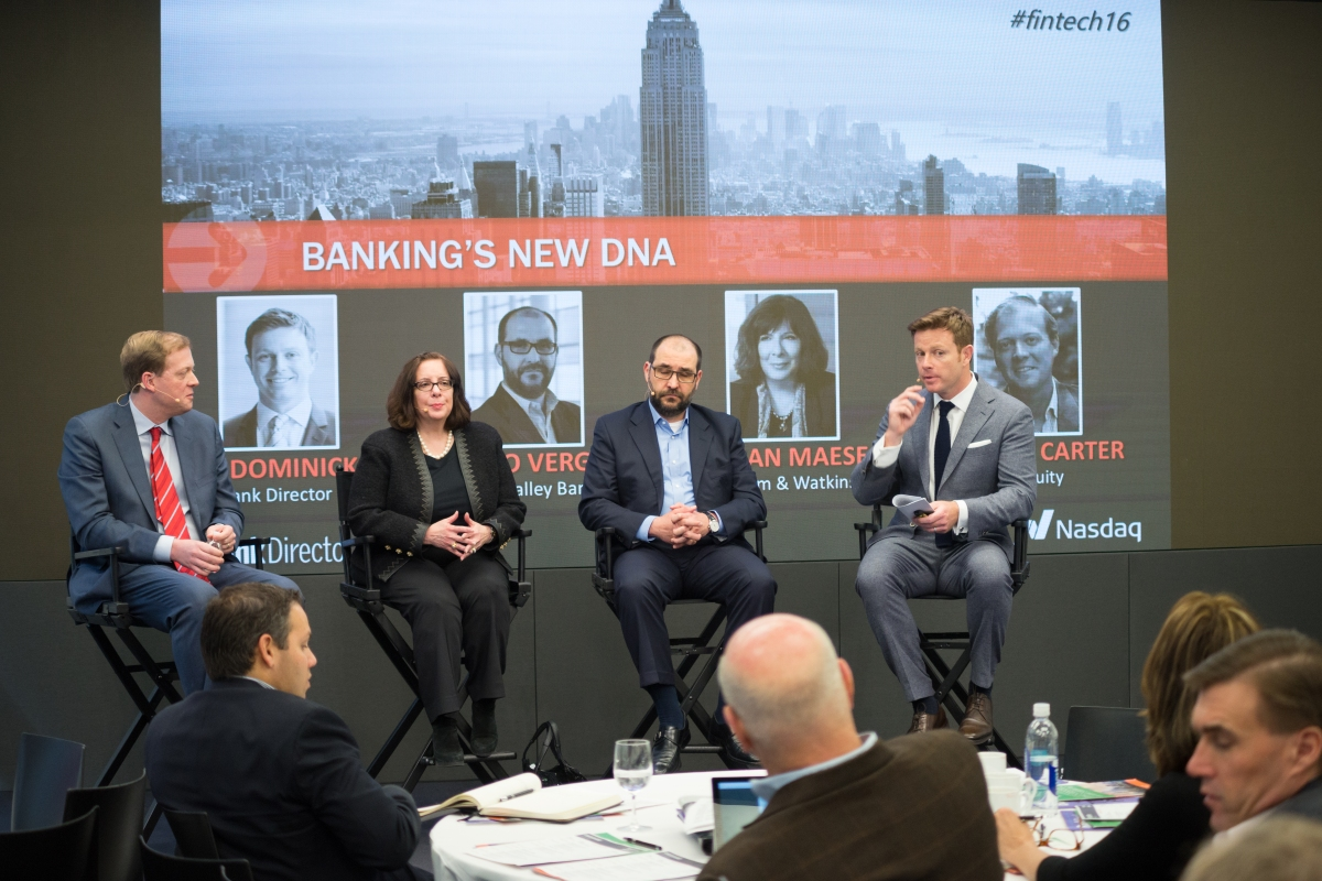 Banking on Fintech DNA