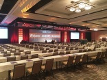 Room set for 935 attendees at the Arizona Biltmore