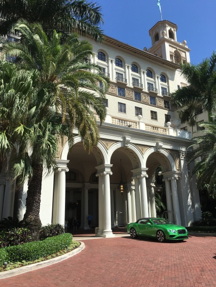 The Breakers - home to this year's Chairman/CEO Peer exchange