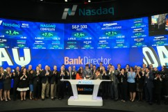 Closing bell ceremony on March 1