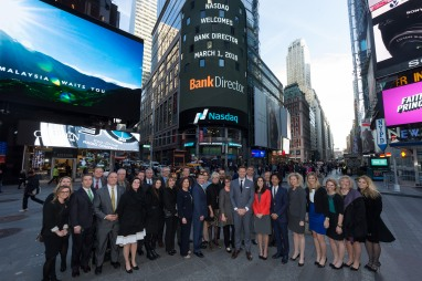 FinTech Day at Nasdaq on March 1
