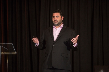 """Super"" Mario Garcia, Chief Experience Officer, Nymbus"