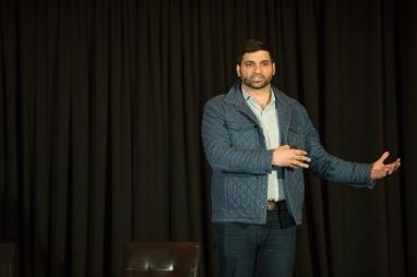 Nima Ghamsari, CEO & Co-Founder, Blend