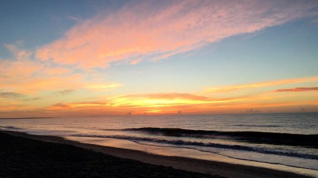 Sunrise in Sea Island, GA