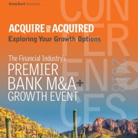 Bank Director's 2018 Acquire or Be Acquired Conference