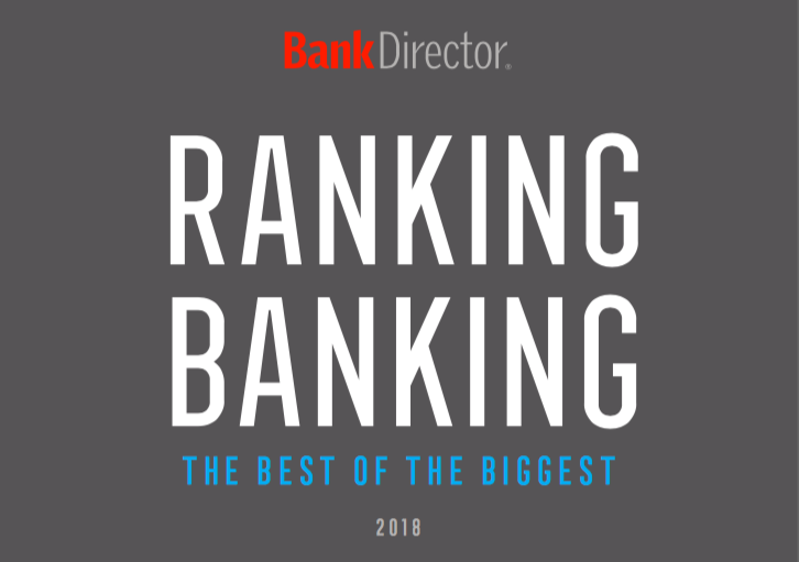 Ranking the 10 Biggest Banks
