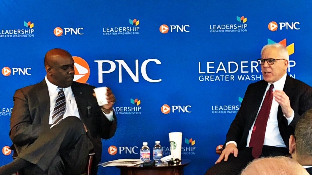 Lessons in Leadership c/o DavidRubenstein